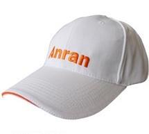 白色休闲帽
