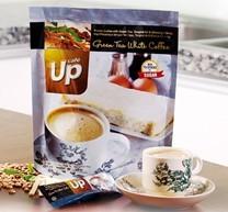 UP绿茶白咖啡