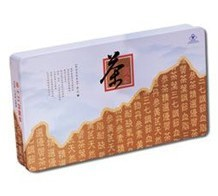 芪参茶(铁盒)