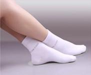 生物波女士休闲袜