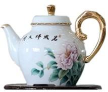 茶花茶王壶