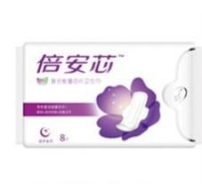 复合能量芯片卫生巾(安心夜用)