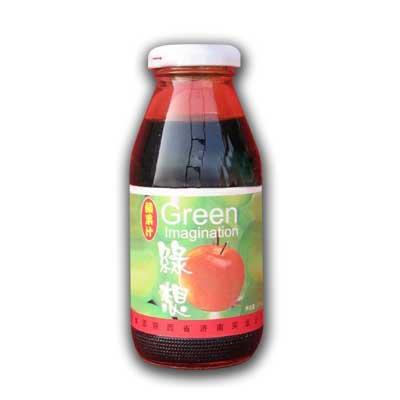 绿想浓缩苹果汁