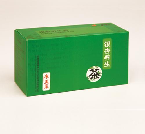 银杏养生茶