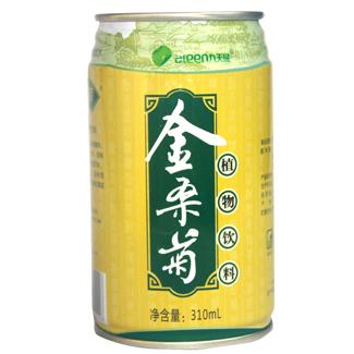 金桑菊植物饮料(罐装)