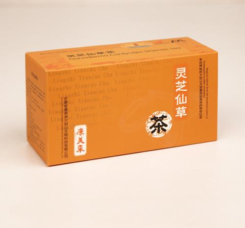 灵芝仙草茶