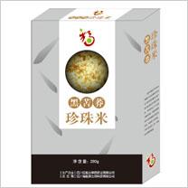 黑苦荞珍珠米