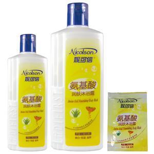 氨基酸润肤沐浴露