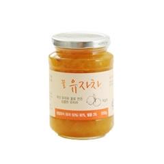 蜂蜜柚子饮品