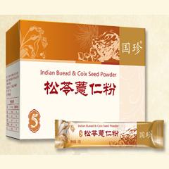 国珍松苓薏仁粉