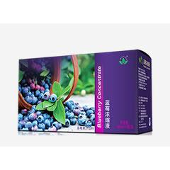 蓝莓浓缩液