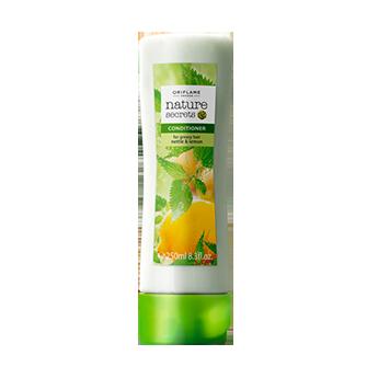 欧瑞莲自然奥秘荨麻柠檬润发乳