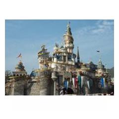 港澳海洋公园迪士尼纯玩四日游 海洋线