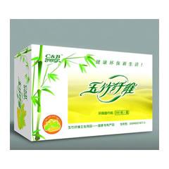 玉竹纤维面巾纸