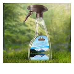 强效清洁剂调和瓶